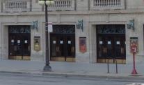 Symphony hall doors
