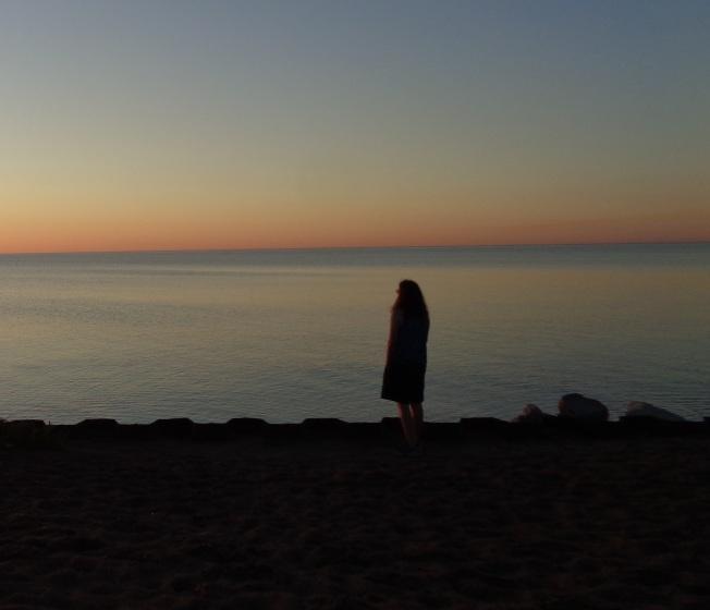 Sunrise june 4